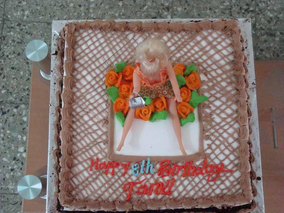 October - December 2009/2009 - Tanvi 8th Birthday/DSC01965