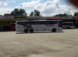 KSRTC - Scania - Diamond Class
